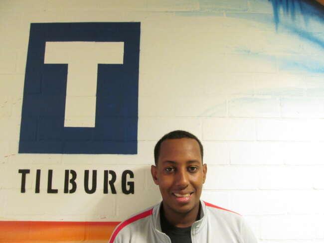 Ahmed Hashi Van Buurtsport Tilburg